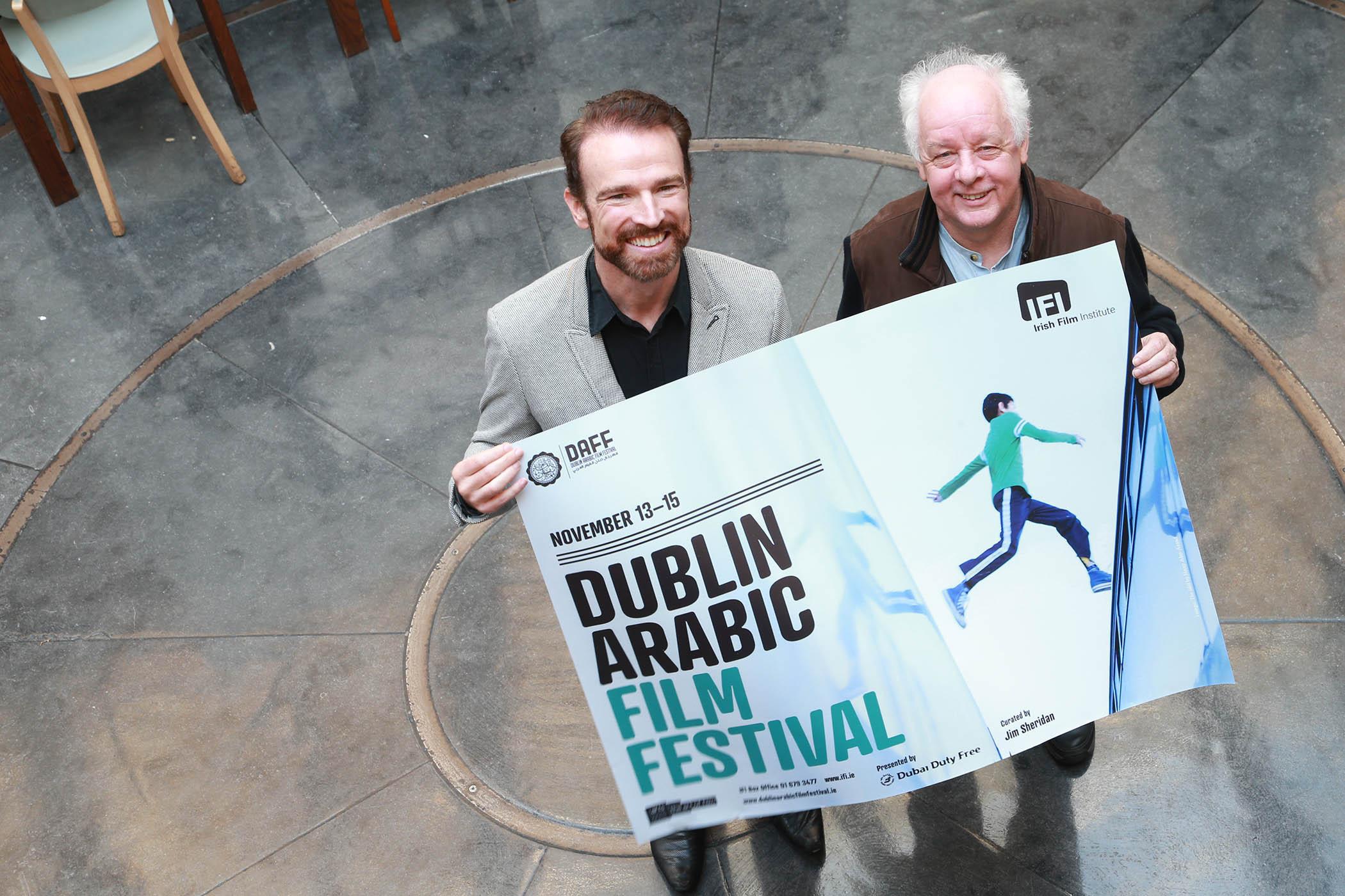 صانع الأفلام جيم شيريدان يرعى مهرجان دُبلن للفيلم العربيّ