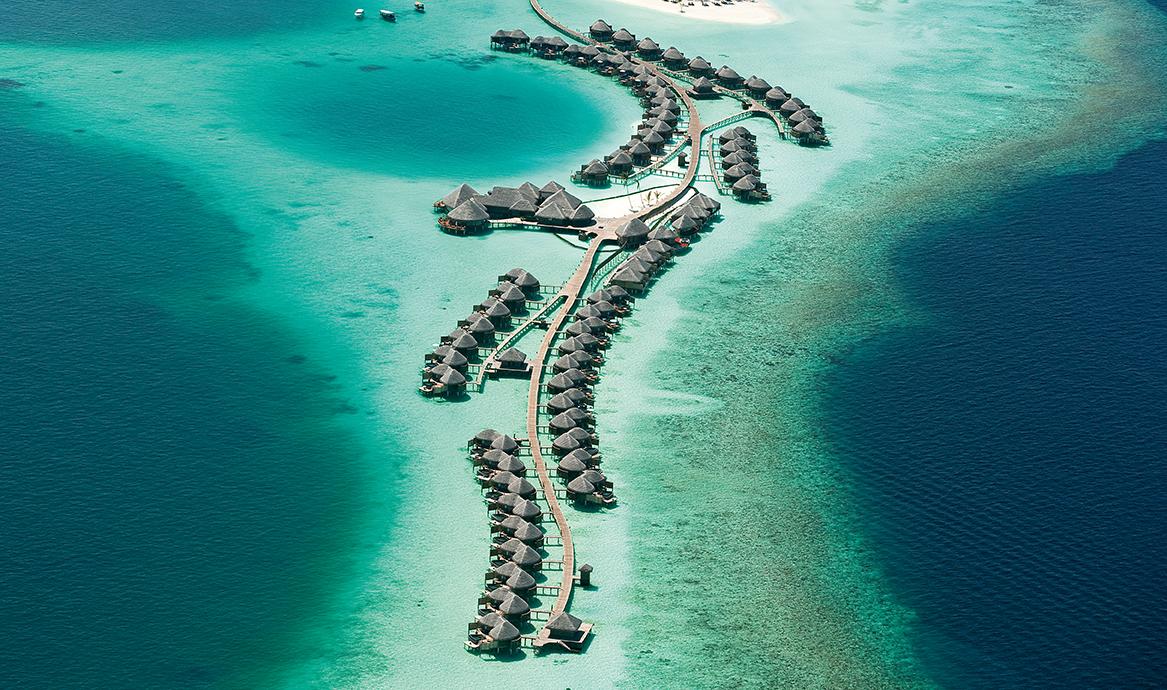 المالديف... جمال يلفه السحر من كل جانب