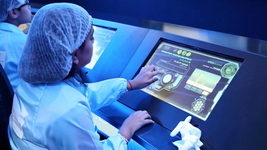 مركز محمد بن راشد للفضاء يفتتح منصة متخصصة بعالم الفضاء في
