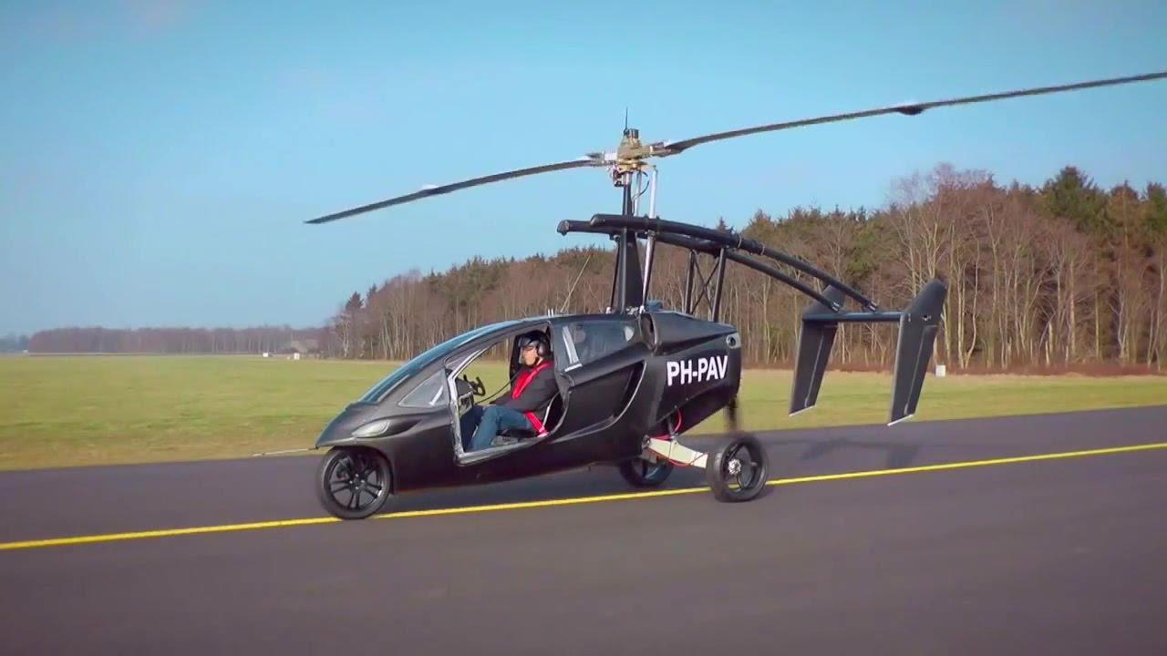 لايبرتي بايونير... أول سيارة طائرة تحصل على رخصة تجارية للتحليق