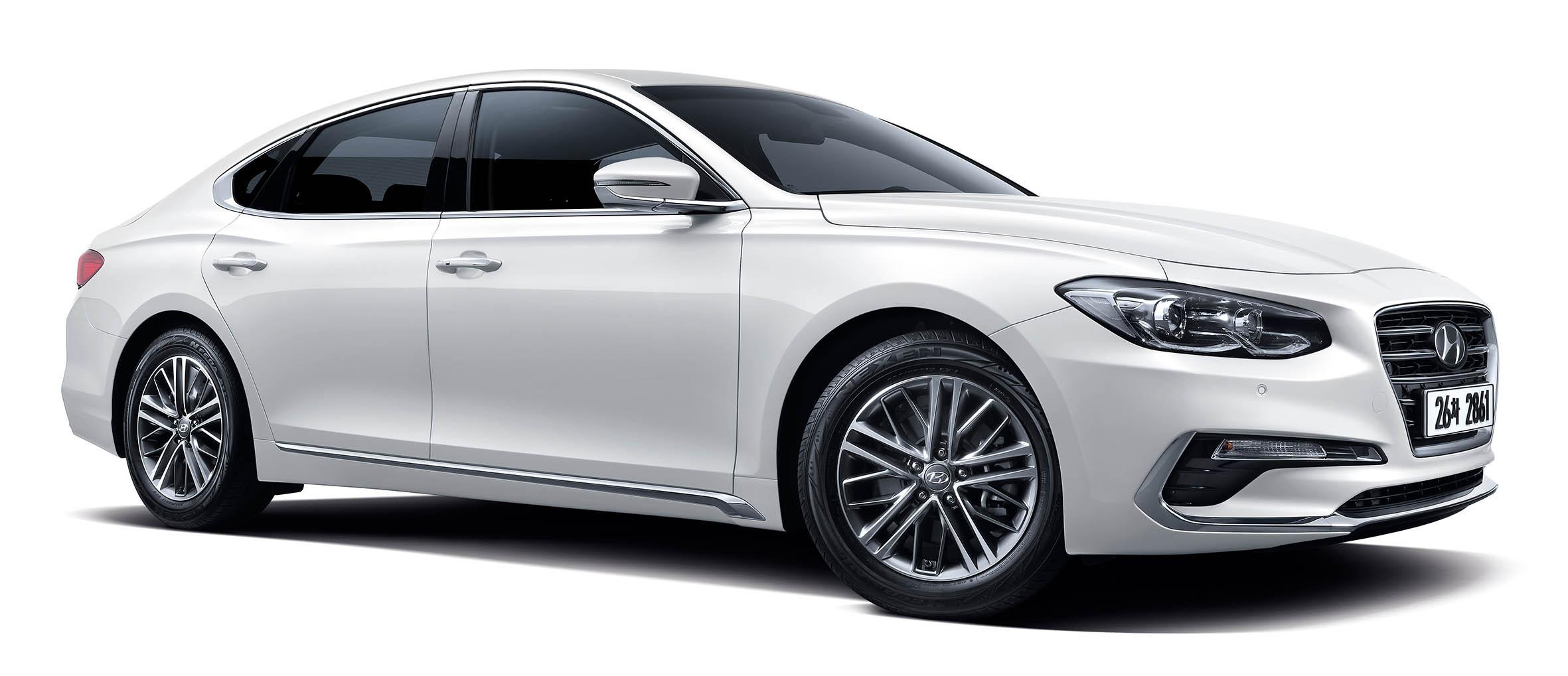 أزيرا الجديدة تحدث تغييراً جذرياً في فئة سيارات السيدان الكبيرة
