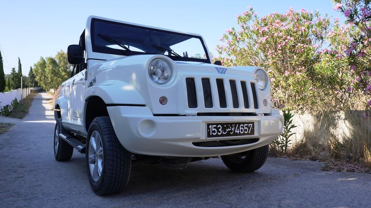 شاب تونسي يصنع سيارة متكاملة وفق أرقى المعايير العالمية عصرينت