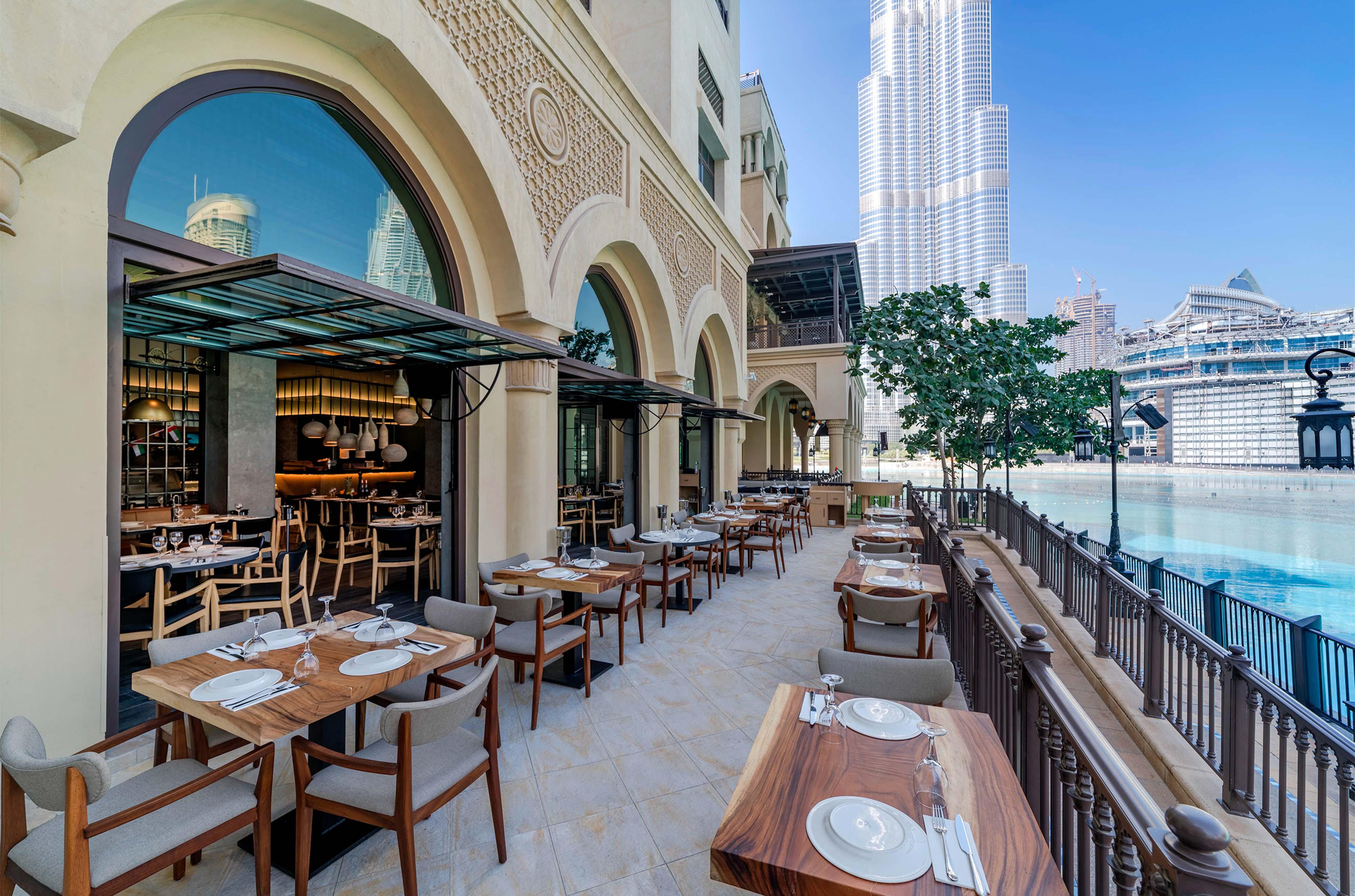 مطعم جونايدن التركي الأصيل يأتي برفقة ملحمته الشهيرة إلى سوق البحار في دبي مول