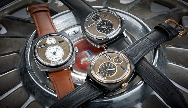 صنّاع الساعات يبعثون الحياة في سيارات فورد الرياضية الكلاسيكية بابتكار ساعات يدوية الصنع