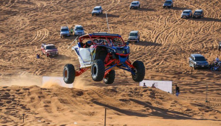 مهرجان الشارقة الرياضية الصحراوي