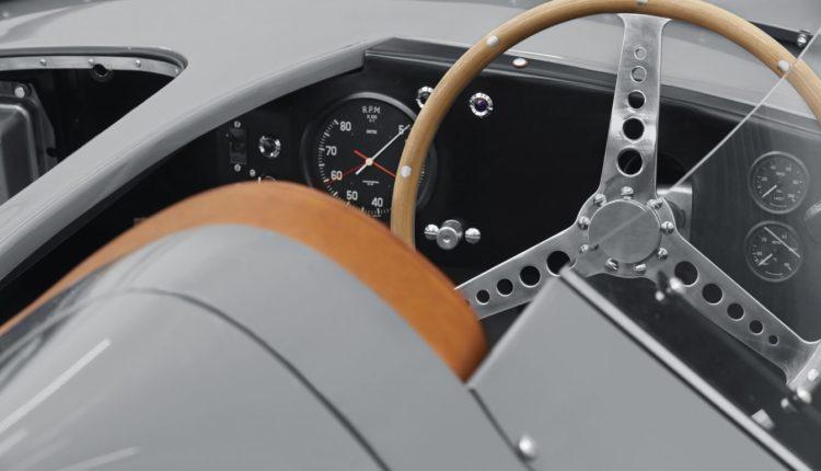 سيارة السباق الأسطورية D-TYPE