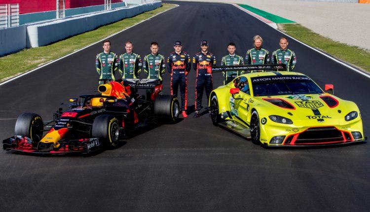 أستون مارتن تعتزم المشاركة في برنامج متميز من البطولات العالمية لسباقات السيارات