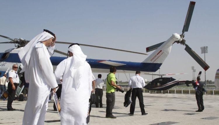 معرض دبي للهليكوبتر 2018 يلقي الضوء على أحدث الاتجاهات والابتكارات في صناعة الطيران المروحي وقطاع الأمن والدفاع