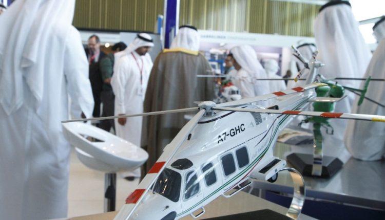 معرض دبي للهليكوبتر 2018