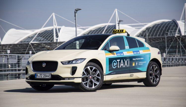 سيارات الأجرة الكهربائية تنتشر في شوارع مدينة ميونيخ الألمانية
