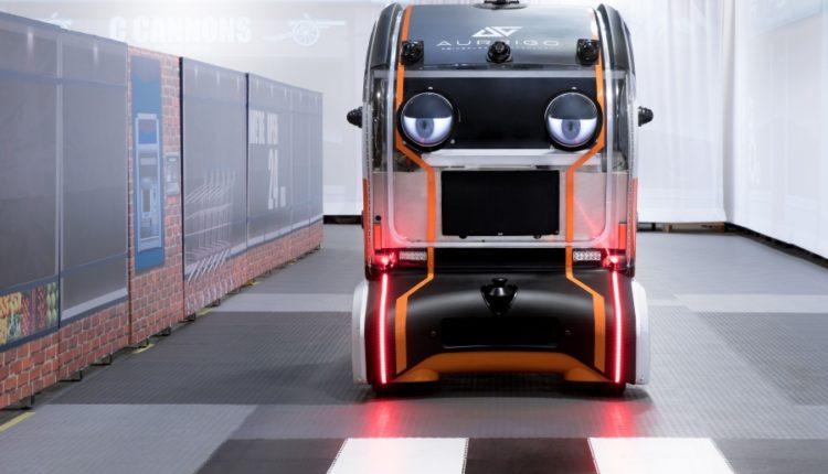 السيارات المستقبلية ذاتية القيادة