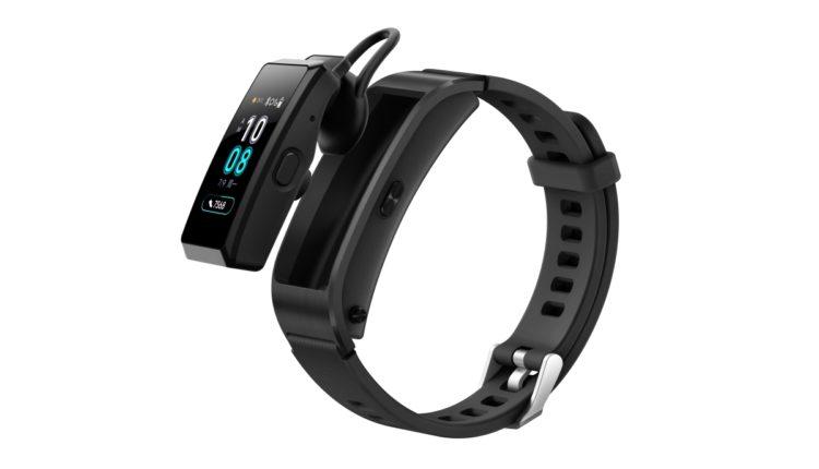 HUAWEI TalkBand B5...ساعة ذكية لحياة صحية
