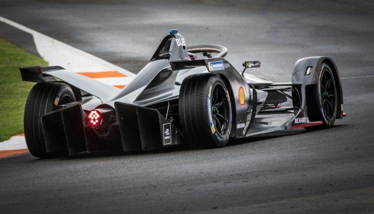 بطولة السيارات الكهربائية إيه بي بي فورمولا إي