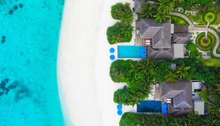 منتجع دوسِت تاني جزر المالديف- الضيافة التايلاندية