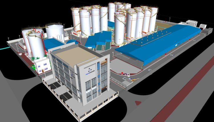 أكواكيمي تبني محطة بتروكيماويات بقيمة 40 مليون دولار أمريكي في ميناء جبل علي