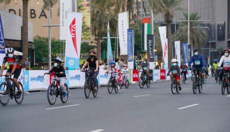 تحدي دبي للدراجات الهوائية