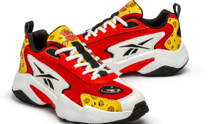 ريبوك تعلن عن تعاونها الثاني مع السلسلة التلفزيونية الكرتونية توم أند جيري لإطلاق مجموعة من الأحذية الاستثنائية