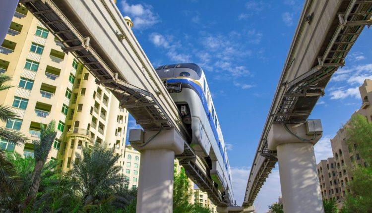 إعادة تشغيل خط بالم مونوريل في نخلة جميرا تزامناً مع الاحتفالات باليوم الوطني التاسع والأربعين لدولة الإمارات