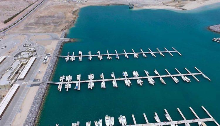 استكمال أعمال المرحلة الثانية من مشروع تطوير ميناء دلما