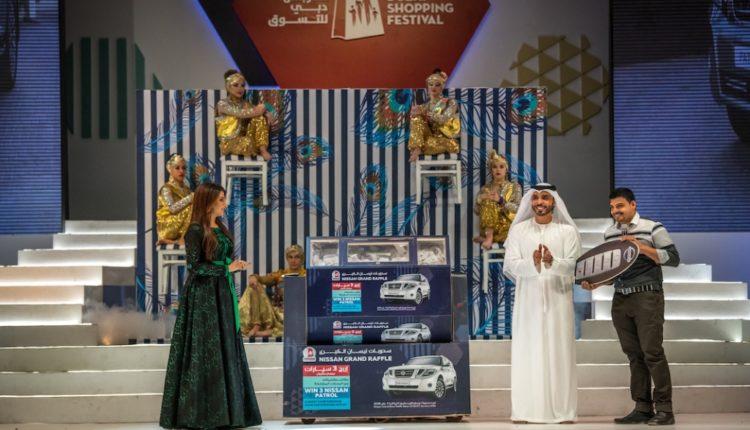 السحوبات في مهرجان دبي للتسوق تعود من جديد