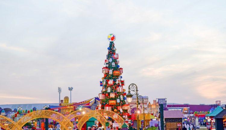 القرية العالمية تدعو ضيوفها للانضمام إليها في ليلة رأس السنة لاستقبال العام الجديد
