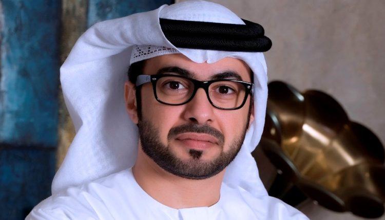 عبد الرحمن عوض الحارثي، المدير التنفيذي لشبكة ابوظبي الاذاعية