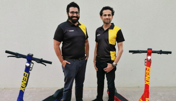 فينيكس تطلق أول خدمة اشتراك بالسكوتر الكهربائي في دبي