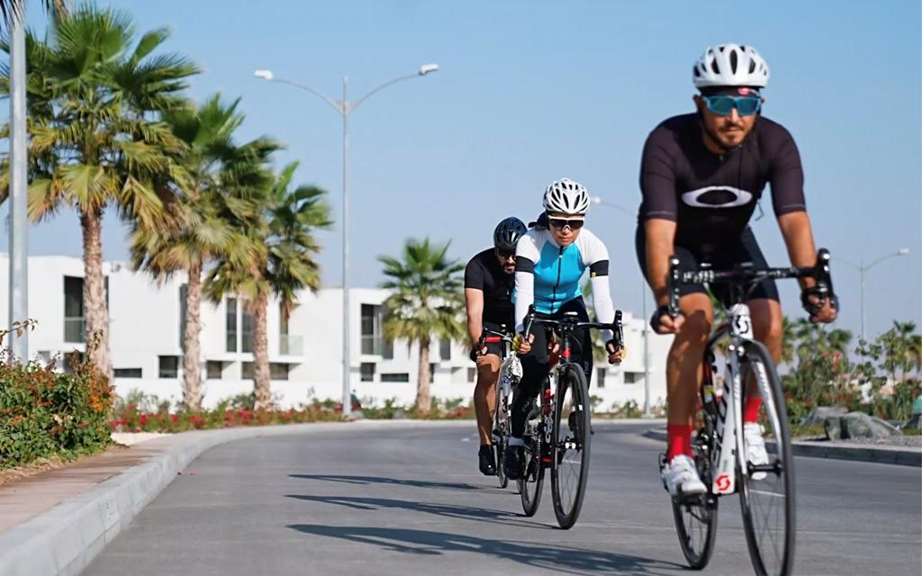 داماك العقارية تُنظم سباقاً للدراجات الهوائية بالتعاون مع مجلس دبي الرياضي