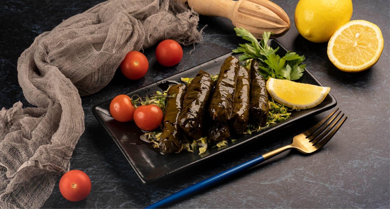 قائمة طعام عالمية بإشراف الشيف المتميز حسين داغر